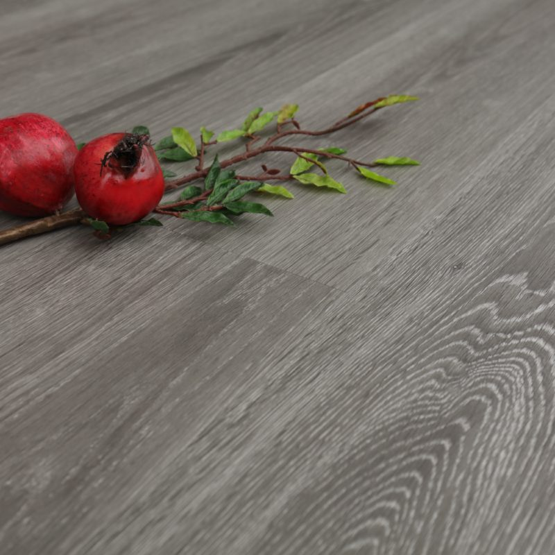 6.5mm Smoked Grey Effect Luxury Vinyl Click Flooring