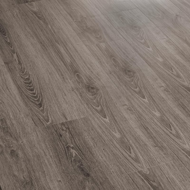 Vivant 8mm New York Oak 4V Groove Laminate Flooring