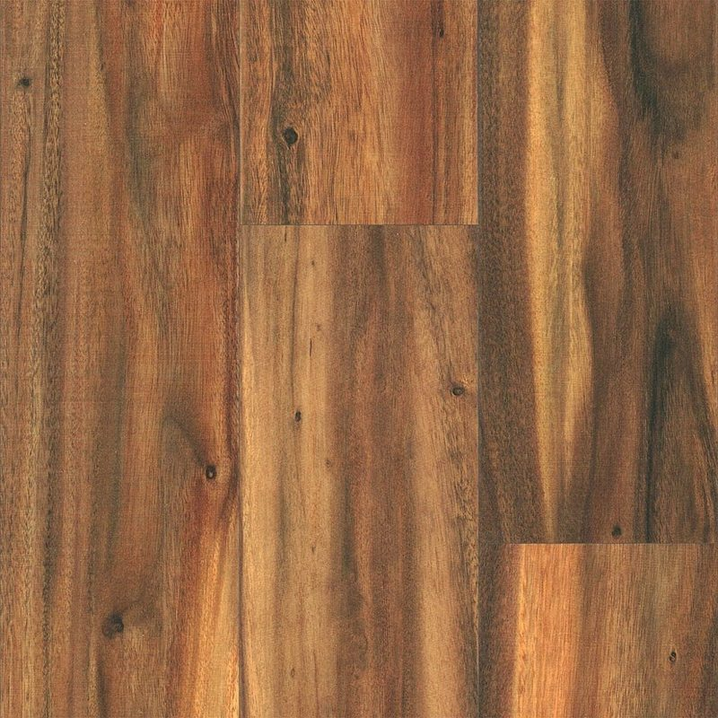 Vivant 8mm Walnut Acacia 4V Groove Laminate Flooring