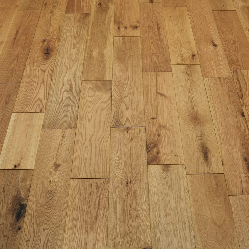 Nevada 18/5 x 150mm Brushed & Oiled Oak Engineered Wood