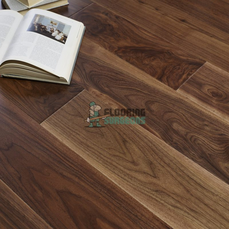 Riviera 14/3 x 150mm American Walnut Engineered Wood