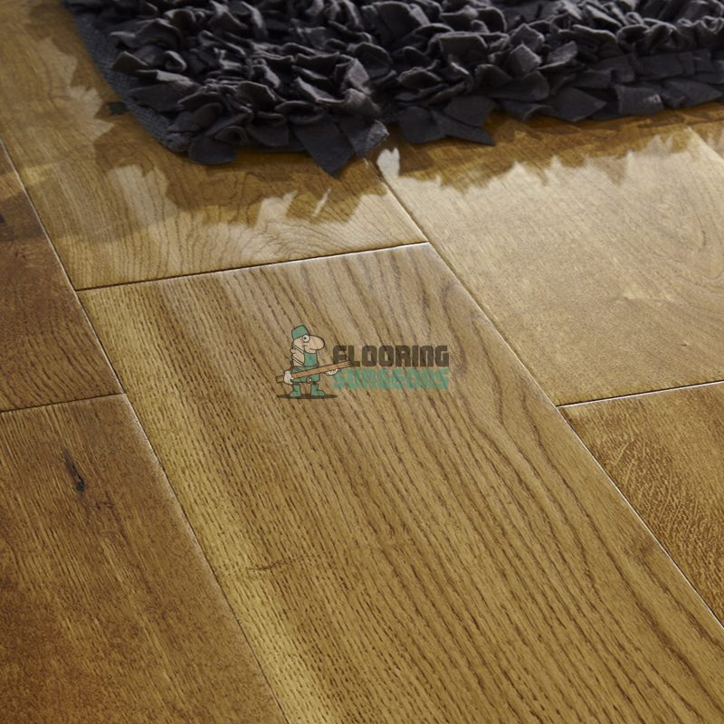 Riviera 14/3 x 180mm Golden Oak Hand Scraped Engineered Wood