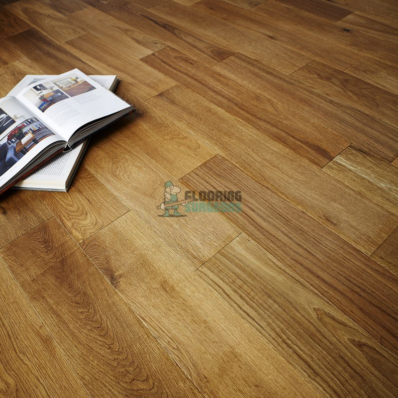 Riviera 20/6 x 190mm Brushed & Oiled Oak Engineered Wood