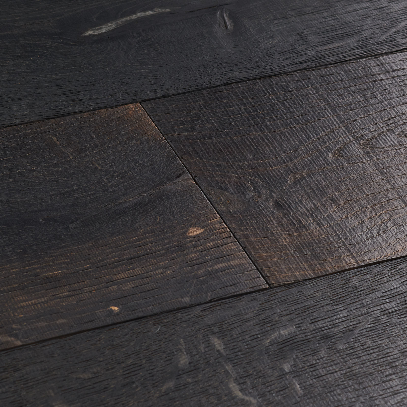 New York 15/4 x 190mm Carbon Premium Hard Waxed Oiled Oak