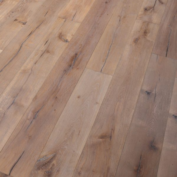 New York 15/4 x 190mm Mississippi Distressed Hard Waxed Oiled Oak