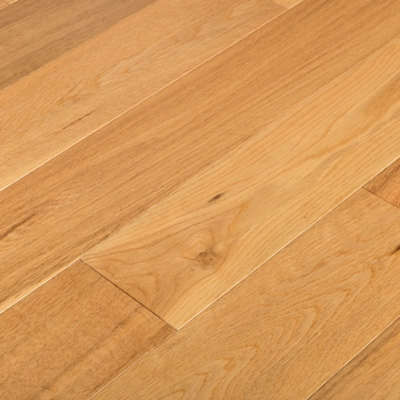 Chicago Click 10/2.5mm HDF Natural Lacquered Oak Engineered