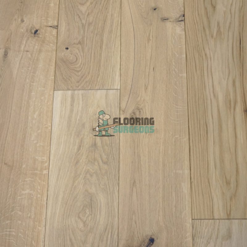 Riviera 20/6 x 190mm Invisible Oiled Oak Engineered Wood