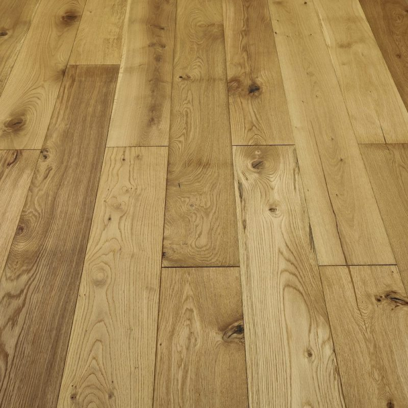 Riviera 14/3 x 190mm Brushed & Oiled Oak Engineered Wood