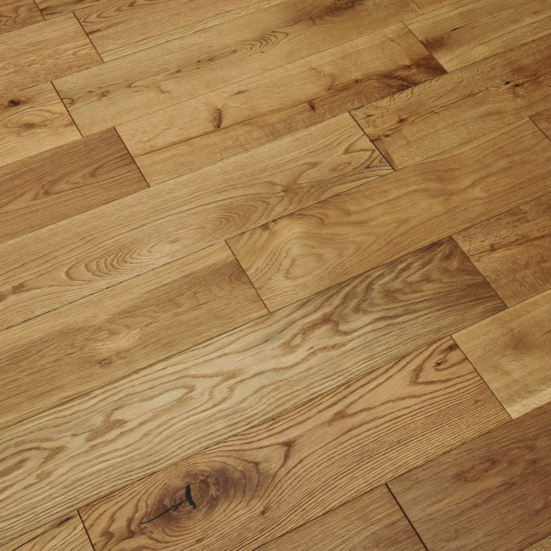Riviera Click 14/3 x 150mm Brushed & Oiled Oak Engineered Wood