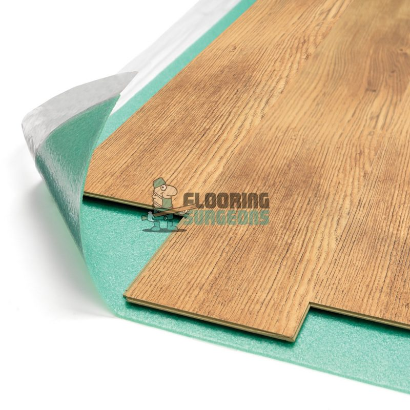 Barrier DPM 3mm Foam Laminate & Wood Flooring Underlay