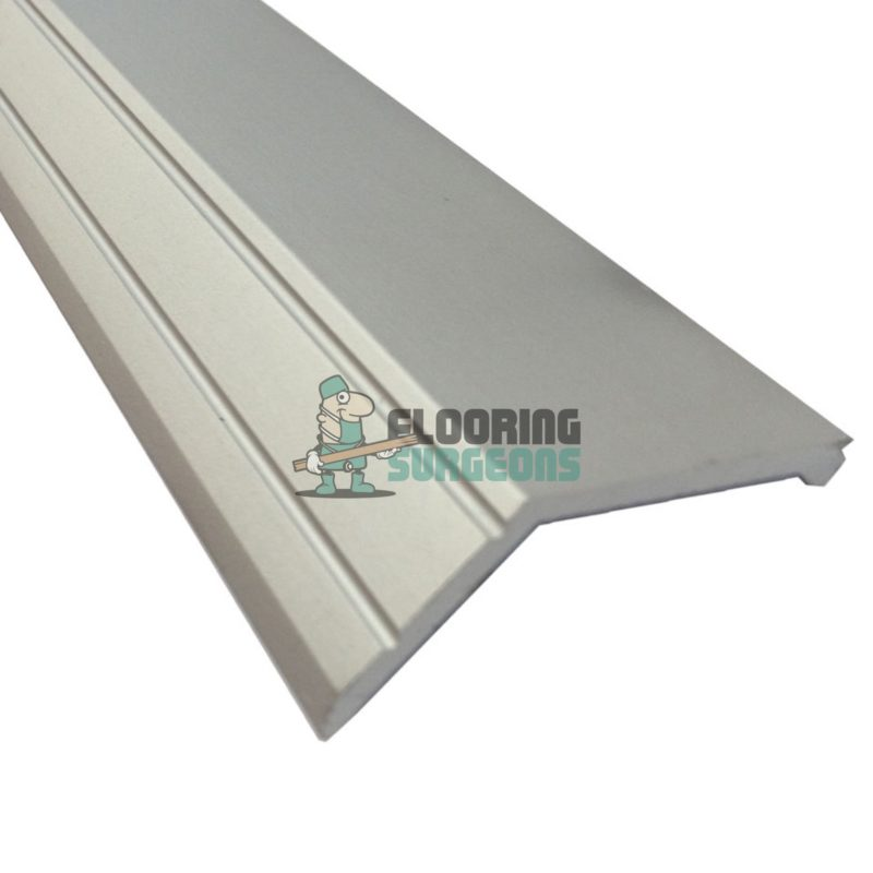 Self Adhesive Silver Aluminium Angle Edge Door Bar Strip