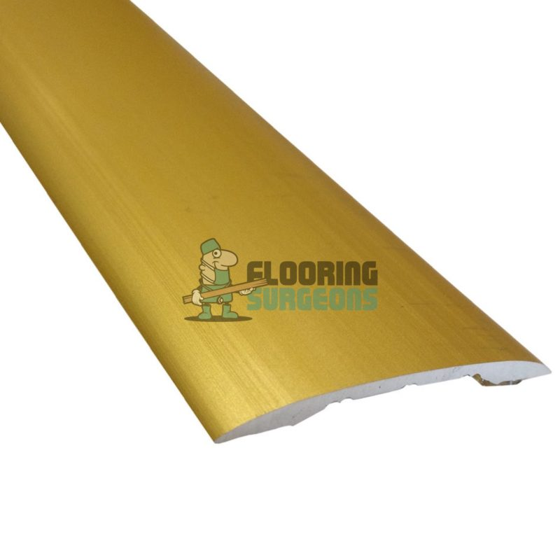 Self Adhesive Gold Aluminium Door Bar Threshold Profile