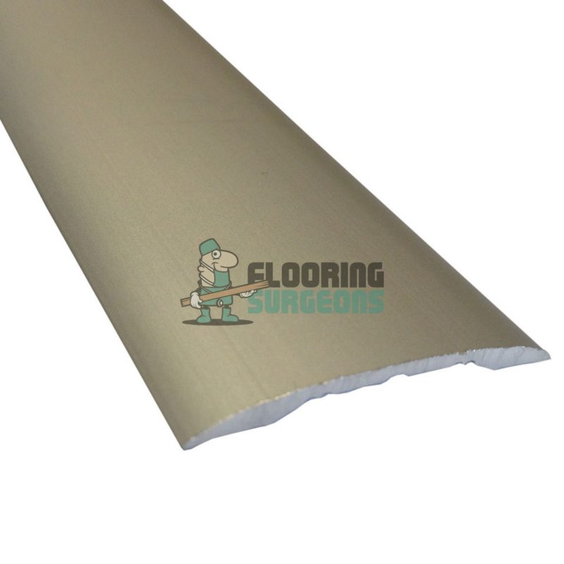 Self Adhesive Silver Aluminium Door Bar Threshold Profile