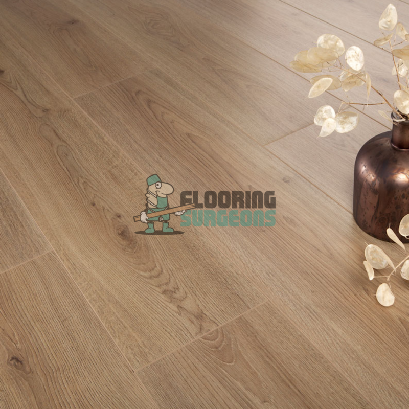 Kronotex 7mm Summer Oak 4V Groove Laminate Flooring