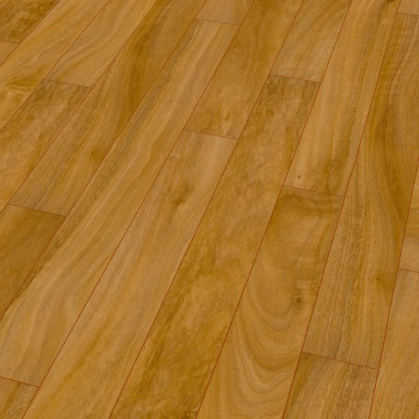 Finsa Narrow 8mm Golden Oak 4v Uniclic Laminate Flooring Flooring
