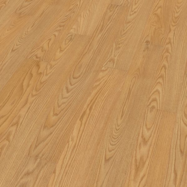 Finsa Narrow 8mm Natural Oak 4v Uniclic Laminate Flooring Flooring