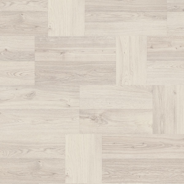 Egger Kingsize 8mm White Clifton Oak Laminate Flooring EPL057
