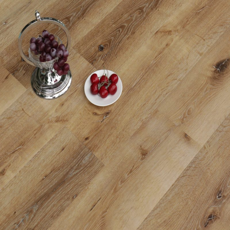 6.5mm Classic Oak Effect Luxury Vinyl Click Flooring
