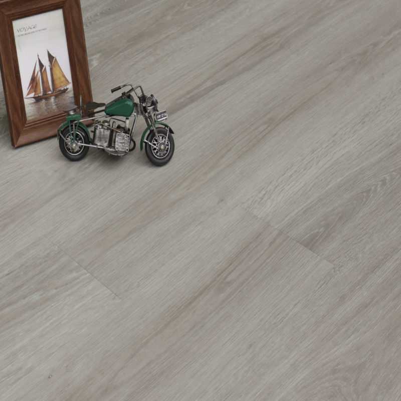 6.5mm French Grey Effect Luxury Vinyl Click Flooring