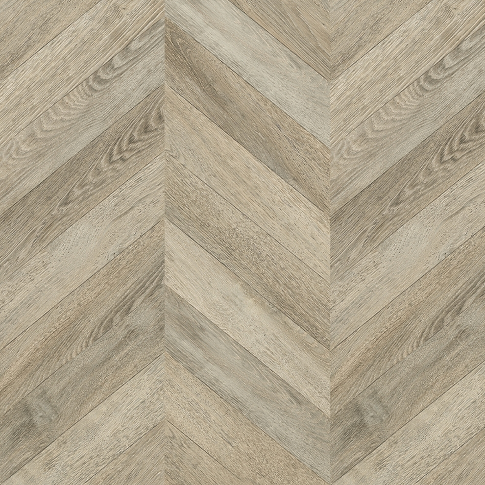 Faus 8mm Masterpiece Chevron Chic Laminate Flooring