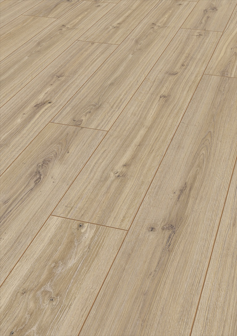 Kronotex 12mm Phalsbourg Oak 4V Groove Laminate Flooring