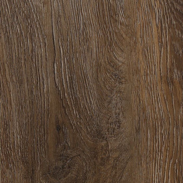 Pro 8mm Highgate Mocha Oak Effect Luxury Vinyl Click Flooring