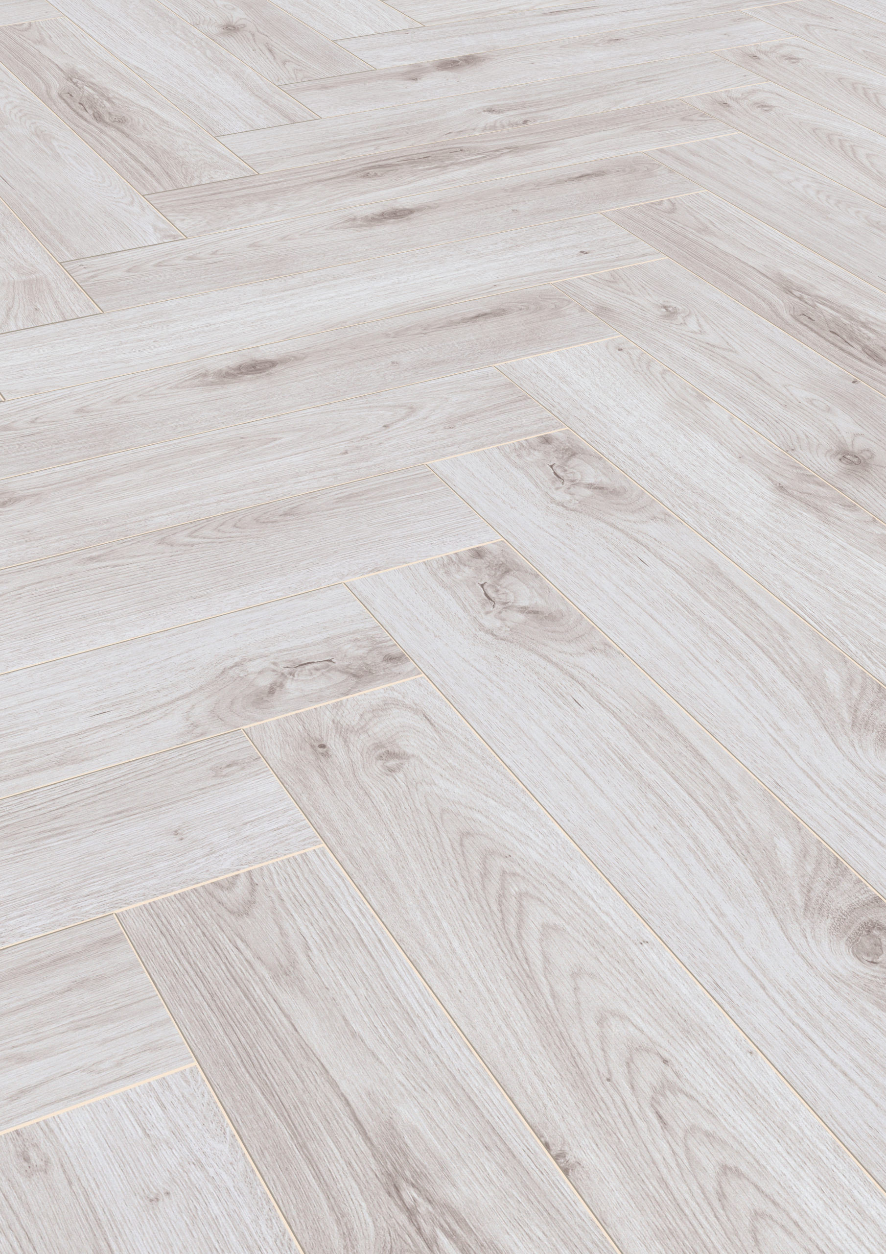 Vivant Vintage Herringbone 12mm White Oak 4V Laminate