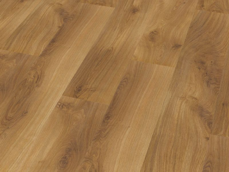 Fusion Classic 12mm Natural Oak 4V Groove Laminate Flooring