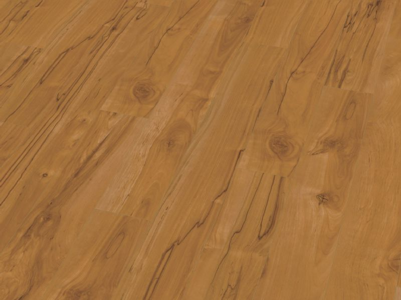 Fusion Gloss 12mm Narrow Canda Birch 4V Groove Laminate Flooring