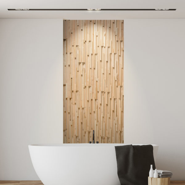 Florence 3D Deep Reclaimed Real Wood Panel Wall Cladding